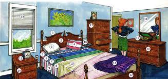 description d une chambre en anglais comment décrire votre maison en anglais
