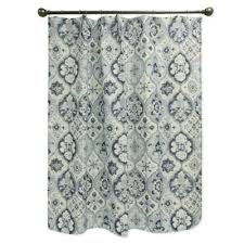 Shower Curtains Bed Bath And Beyond Buy Medallion Shower Curtain From Bed Bath U0026 Beyond