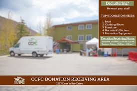 house cleaning donate your stuff christian center of park city