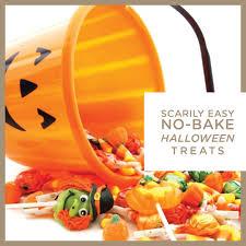 Easy No Bake Halloween Treats 3 Scarily Easy No Bake Halloween Treats