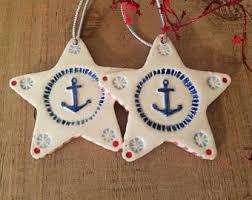 anchor ornament etsy