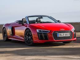 audi supercar convertible audi r8 spyder v10 2017 pictures information u0026 specs