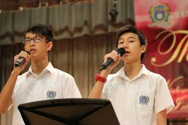 thanksgiving ceremony tsung tsin christian academy