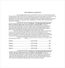 9 hold harmless agreement templates u2013 free sample example format