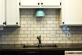 How To Do Backsplash In Kitchen with Tiling Backsplash In Kitchen How To Install A Subway Tile Kitchen