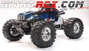 nitro rc monster truck for sale 1 8 th scale exceed rc monster truck madbeast nitro gas almost ready