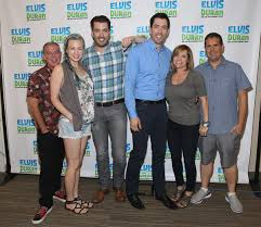 The Property Brothers Elvis Duran Photos Photos U0027the Property Brothers U0027 Jonathan And