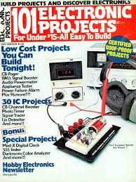 101 electronics projects 1977 electronic circuits am broadcasting