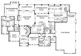 house plans with rear view luxury design house plans with expansive rear view 7 craftsman