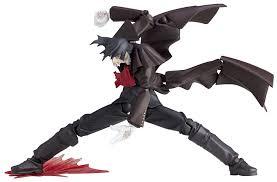 hellsing hellsing revoltech yamaguchi series no 114 action figure alucard