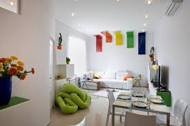 Ideas For Apartment Walls Living Room Small Ideas Apartment Color Sloped Ceiling Modern