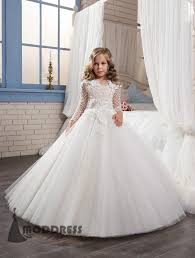 kids wedding dresses flower girl dresses princess pageant communion dresses kids