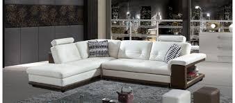 canape d angle en cuir blanc canapé d angle cuir taupe au meilleur prix
