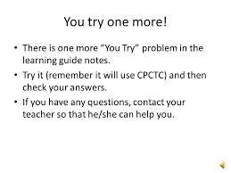 Cpctc Worksheet Answers Module 5 Lesson 2 Part 2 Writing Proofs Ppt