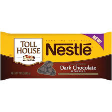 Chocolate Delivery Service Nestle Toll House Dark Chocolate Morsels 1 Grocery Delivery