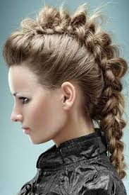 warrior haircuts potential hairstyle futuristic inspiration for hair and makeup i
