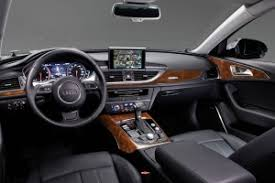 2014 audi a6 msrp 2014 audi a6 information and photos zombiedrive