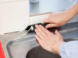 joint robinet cuisine joint de silicone salle bain 10 comment changer un dans votre