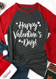valentines day t shirts happy s day heart baseball t shirt bellelily