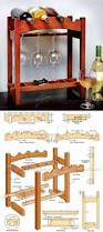 Diy Wood Wine Rack Plans by Best 20 Wine Rack Plans Ideas On Pinterest Wine Rack Diy