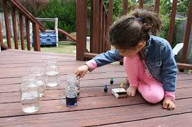 science for kids chemical reactions using baking soda and vinegar