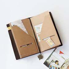 black friday mens wallet black friday 50 off retro brown leather journal midori traveler u0027s