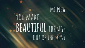beautiful things gungor lyric video on vimeo