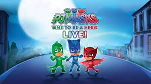 pj masks live theater msg weekend wee westchester