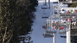 Backyard Ski Lift Snowbowl Ski Resort Flagstaff Arizona Jan 2013 Ski Lift