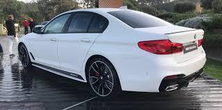 2017 bmw 5 series pricing automotive car news