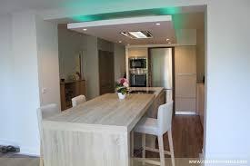coffrage cuisine décoration faux plafond cuisine ilot 79 rouen faux plafond pvc