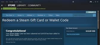 10 steam gift card how to reload steam wallet e club