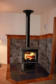 wood stove hearth interiors design