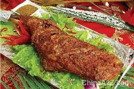 Mutton Leg Roast