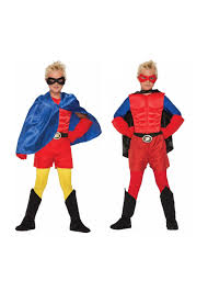 generic superhero costumes for halloween why not