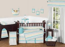 neutral crib bedding sets arrows mini neutral crib bedding sets