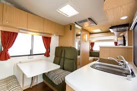 motor home interior euro star apollo motorhome holidays motorhome rental in australia