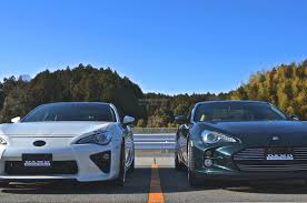 frs with lexus front end toyota gt 86 vantage by damd is a japanese aston martin copy