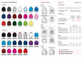 leavers yearbook hoodies yearbook machine