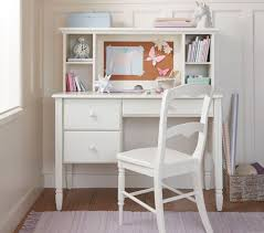 Pottery Barn White Desk With Hutch Finley Desk Chair Pottery Barn Kids For Attractive House