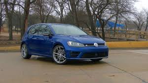 2017 vw golf r test drive and review youtube