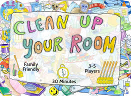clean up your room searchlight games