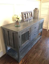 sideboards amazing farmhouse buffet sideboard rustic buffet