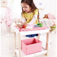 Dolls Changing Table Hape Toys Doll Changing Table Hayneedle