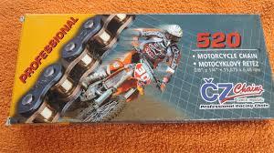 cz motocross bikes motocross chain