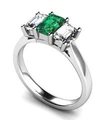 emerald rings uk engagement wedding rings jeweller leeds ace jewellery