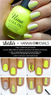 28 best yellow nails images on pinterest make up neon yellow