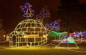 Rosemont Christmas Lights Winter Wonderlands 10 Can U0027t Miss Local Holiday Attractions