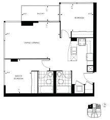 couture condo floor plans toronto condo floor plans couture 2 bedroom 2 bathroom pears condo