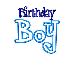 birthday boy birthday boy applique machine embroidery design